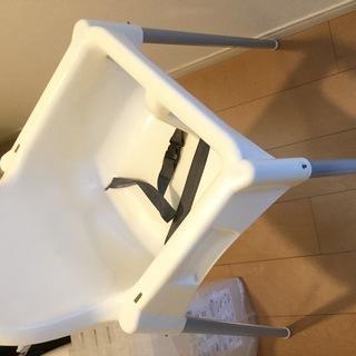IKEA ハイチェア 子供椅子 食事