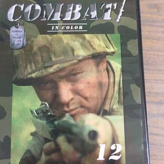 COMBAT DVD 12巻セット 中古