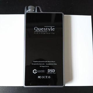 Questyle QP2R-SG(スペースグレイ)