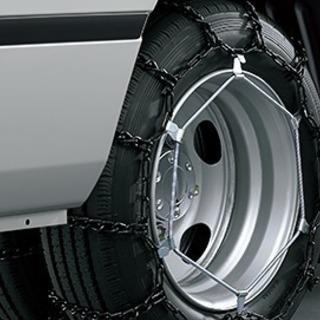 トヨタ・コースター タイヤチェーン未使用品