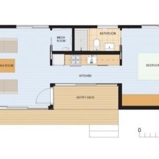 宿泊、店舗、住宅、オフィス、民泊をコンテナハウスで実現♬ - 宇都宮市