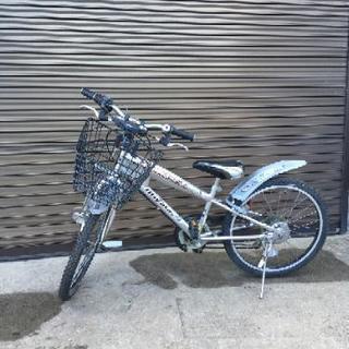 ☆子供用自転車☆22インチ