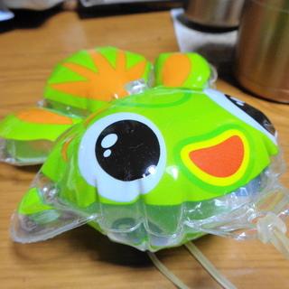 【新品】ビニールの金魚のおもちゃ