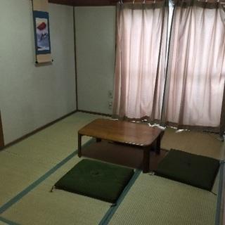 短期賃貸 日割り家賃1日計算1200円光熱費込 京都駅から20分く...