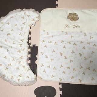 日本製 5way  Bag de クーファン クーハン ベビー布団 枕