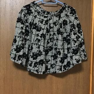 INGNI ツイードスカート