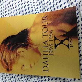【終了】X JAPAN 1995-1996 DAHLIA TOU...