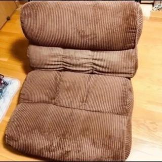 ポケットコイル 座椅子 大きめ