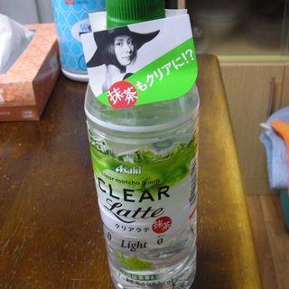 ★アサヒ飲料 ◆クリアラテ抹茶 from おいしい水 600ml...