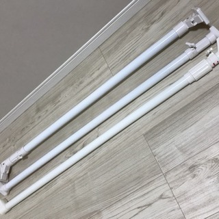 強力 突っ張り棒 伸縮棒 突っ張りポール 3本セット