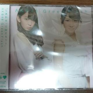 A0806/AKB48/Green Flash/劇場版/邦楽/CD