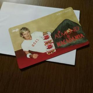 ベッカムの図書カード 額面500円