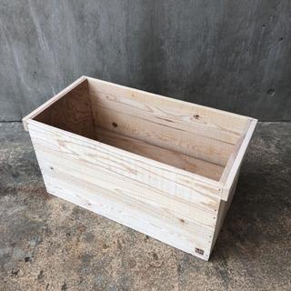 白りんご箱 A (おおさか 河内材)