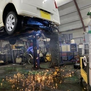 車検整備 マフラー修理 ノックスドール ジュニアファクトリー 無...