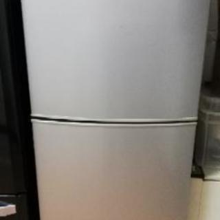 冷蔵庫 シャープ 140L