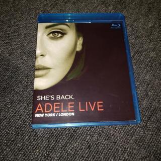 アデル ライブ Blu-ray 🐻