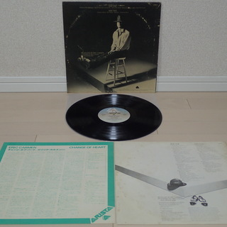 ERIC CARMEN / エリック・カルメン 日本盤LP3枚 − 埼玉県