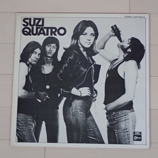 SUZY QUATRO / SUZY QUATRO スージー・ク...