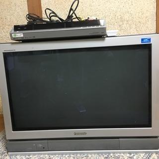 テレビ、DVDレコーダー(ジャンク)