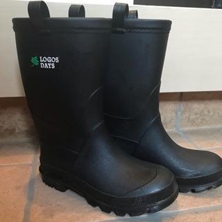 LOGOS DAYS 長靴19cm