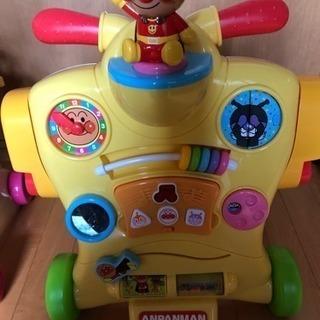 アンパンマンおもちゃ