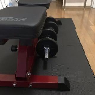 FIELDOOR(フィールドア)ダンベルセット(15kg×2)