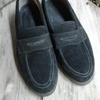 スエードの靴 👞