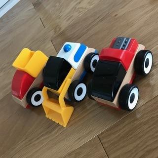 IKEA イケア ミニカー 3台