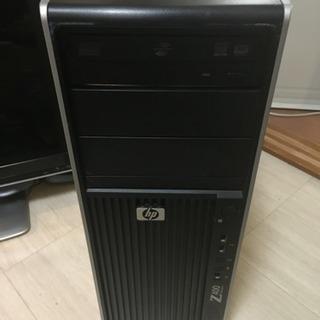 【HP】Z400 ゲーミングPC