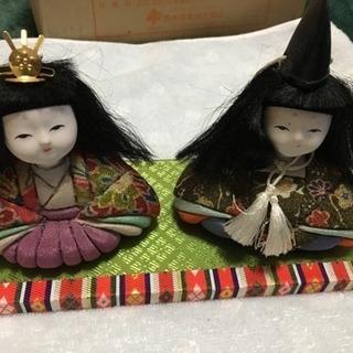 ♦️木目込み人形 /豆親王
