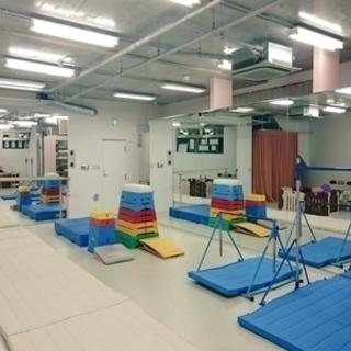 用賀のスタジオにて、体操教室の先生を募集致します!