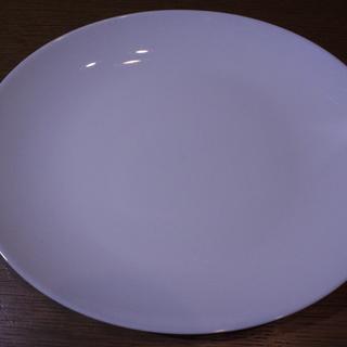 ガラスの皿4枚組