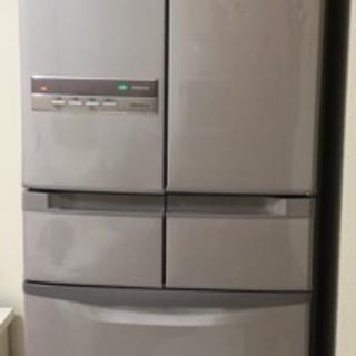 日立 冷凍冷蔵庫 R-SF42BM(T)