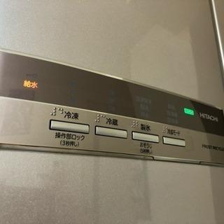 日立 冷凍冷蔵庫 R-SF42BM(T) - 札幌市