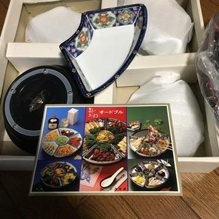 新品❣️回転オードブル大皿