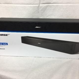 【未使用品】Bose  solo TVサウンド システム