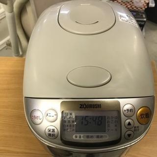 121307☆象印 5.5合炊き炊飯器 11年製