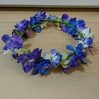 【美品】花かんむり