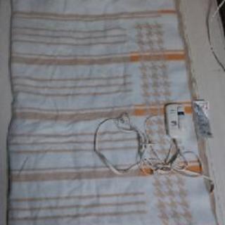 電気毛布(サンヨー)