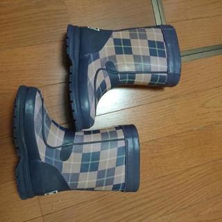 長靴 サイズ17.0