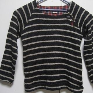 セーター 長袖 Lサイズ(Mサイズに近いです) 綺麗です !!