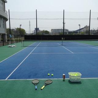 ☆硬式テニスしたい人☆