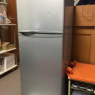 シャープ製2ドア冷蔵庫 「あげます」無料です
