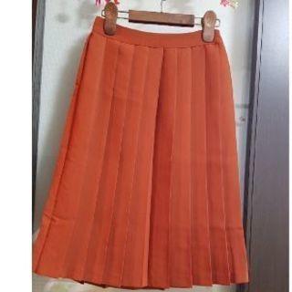 [未使用]韓国インポート 秋色 スカート