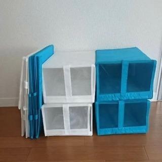 IKEA シューズボックス 8個