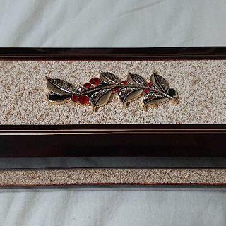 オルゴール付き宝石箱