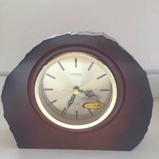 CITIZEN 置き時計