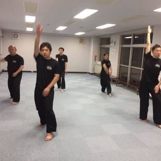 中国伝統武術 通背拳 小岩支部