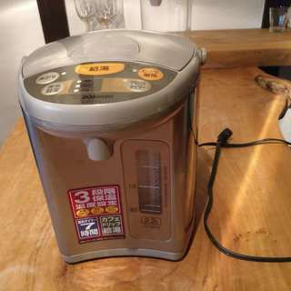 急ぎ Zojirushi 電気ポット 2012年