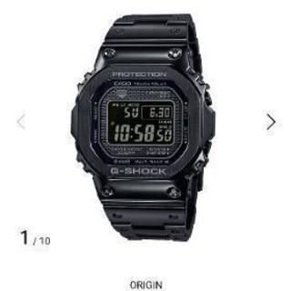 新品Casio三十五周年記念腕時計ステンレスメンズ